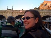 On the Seine!