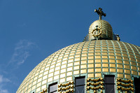 Dome of Kirche am Steinhof